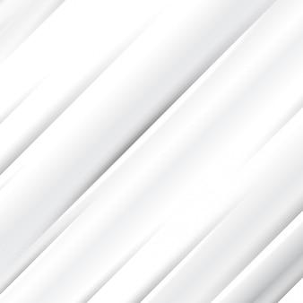 斜めの影でモダンなエレガントな白い背景デザイン