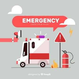 Modern emergency composition