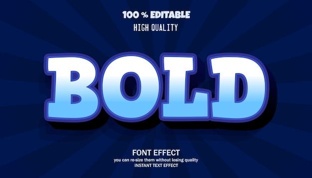 현대적인 글꼴 효과