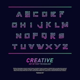 現代のフォント技術とアルファベットのデザイン