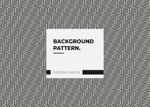 Modern geometric pattern   for web and poster