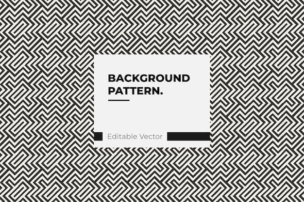 현대 기하학적 패턴