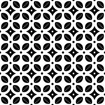 Современный геометрический узор бесшовные фон. классические обои в стиле батик.