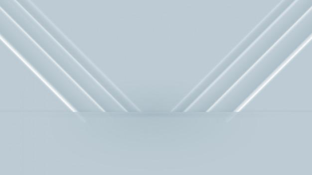 モダンな幾何学的なストライプの背景。