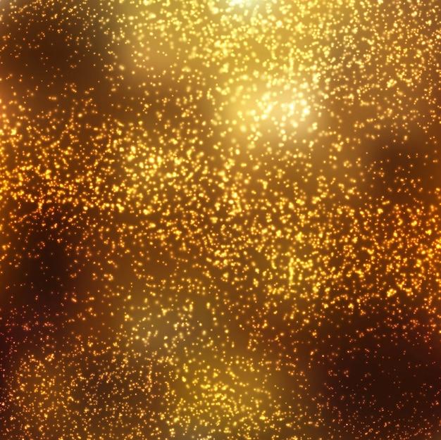 Modern glitters background