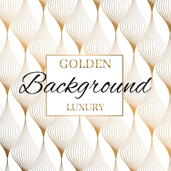 Modern gold pattern texture background