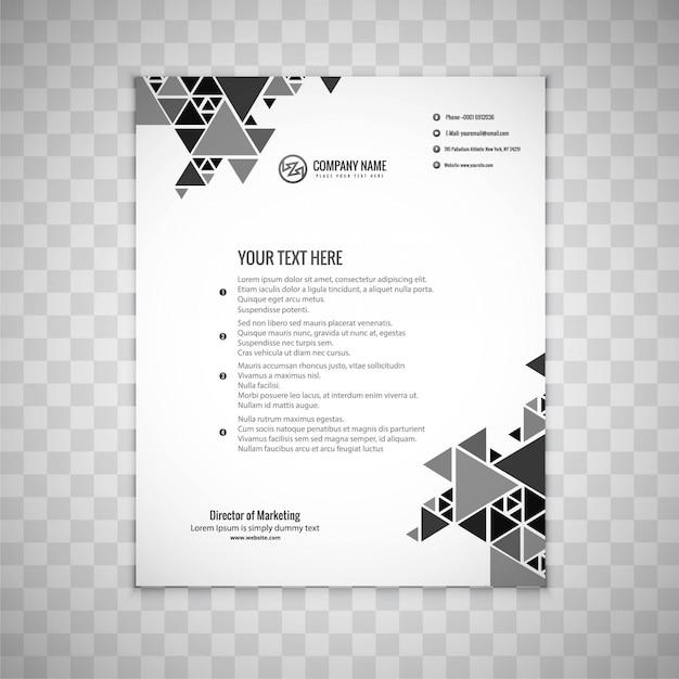 Современная серая бизнес-брошюра