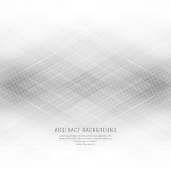 Modern grey geometric background illustration
