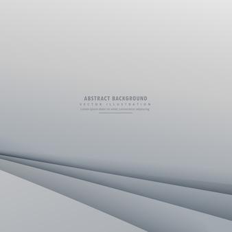 Modern grey wavy background