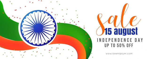 Modern independence day india