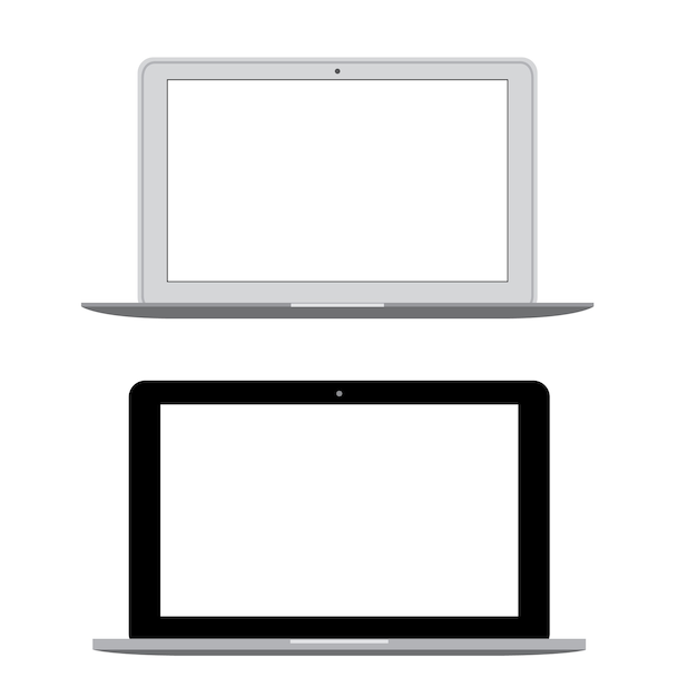 laptop vectors photos and psd files free download rh freepik com laptop vector icon laptop vector free