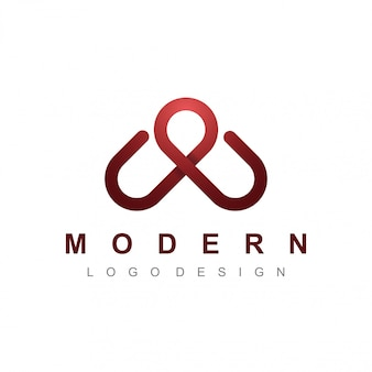 Modern logo design for your company