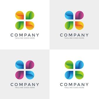 モダンなロゴデザイン