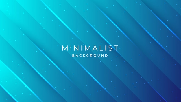 Modern minimalist luxury abstract blue  shape premium  ,