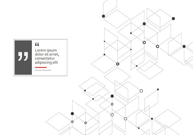 현대 분자 네트워크 기호 어떤 목적을 위한 훌륭한 디자인 템플릿 디자인 현대 벡터 일러스트 레이 션 데이터 과학 개념 비즈니스 개념 디지털 과학 기술 개념