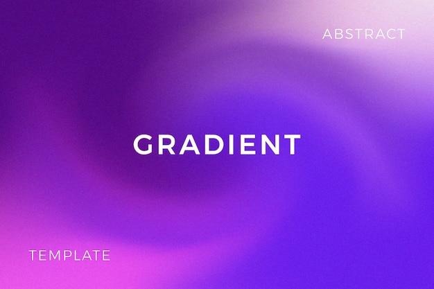 Современный многоцветный динамический зернистый градиент с заголовком