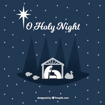 Christmas Stable Background.Nativity Scene Vectors Photos And Psd Files Free Download