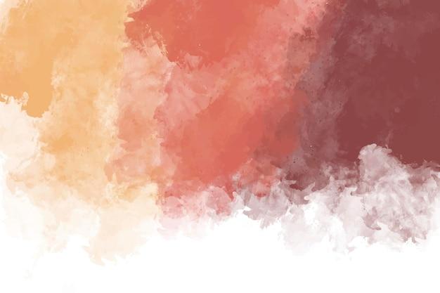 カラフルなペイントの汚れのモダンなペイントベクトルの背景