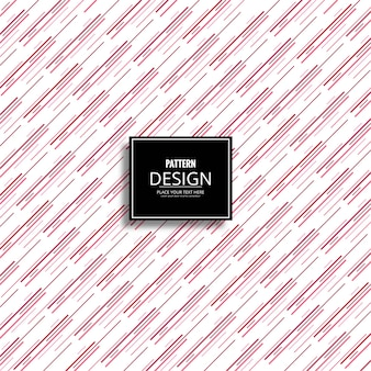 Modern pattern background with diagonal lines