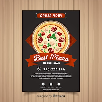 pizza flyer vectors photos and psd files free download