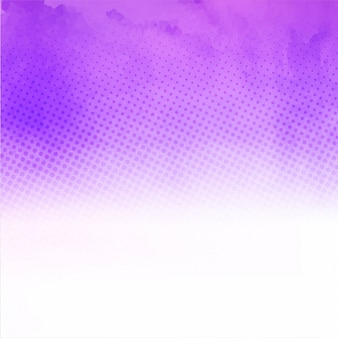 Modern purple watercolor background
