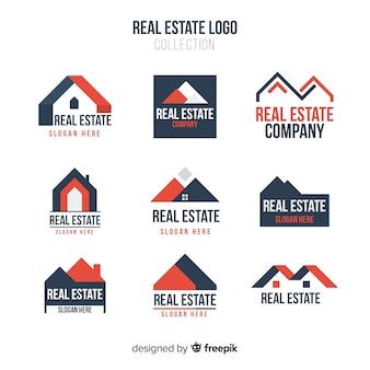 Современный логотип недвижимости