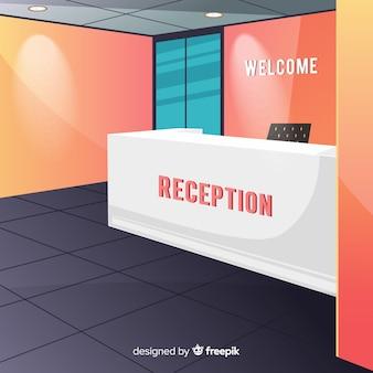 Modern reception composition