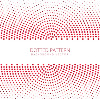 Modern red halftone background