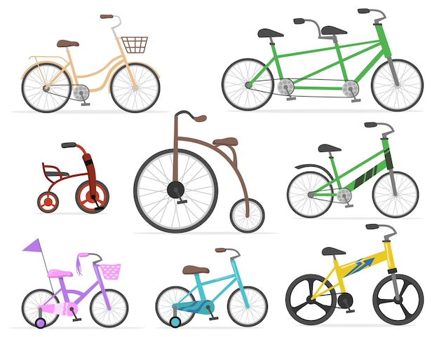 Bicycle Illustration Images | Free Vectors, Stock Photos & PSD