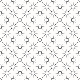 Современный бесшовный геометрический узор.