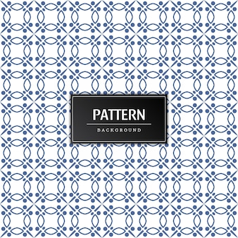 Modern seamless pattern decorative background