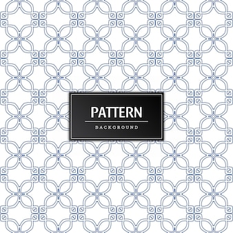 Modern seamless pattern minimal background