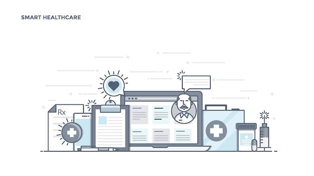 最新のスマートヘルスケアコンポーネント