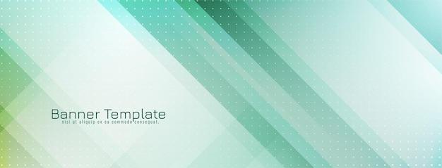モダンなソフト グリーン色の幾何学的な背景