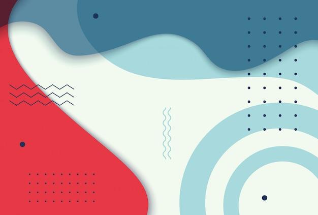 Современный стиль абстракции фон
