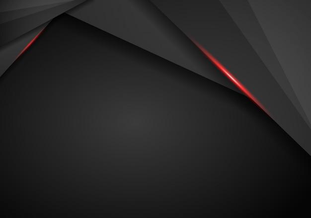 Modern tech design template background