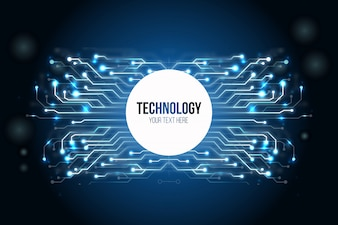 Modern Technology Background