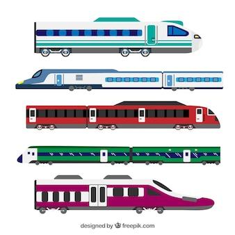 現代列車コレクション