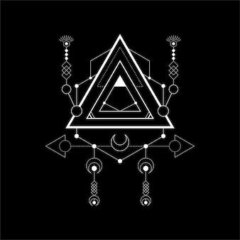 Modern triangle magic