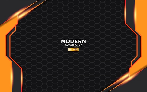 Modern twitch overlay background streaming