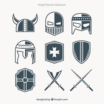 Varietà moderna di complementi del cavaliere