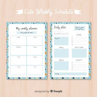 planner vectors photos and psd files free download