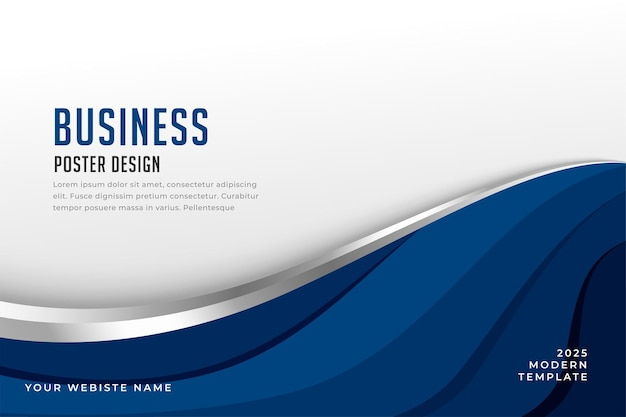 Moedrn business plan presentation template design