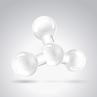 分子のクリップアート