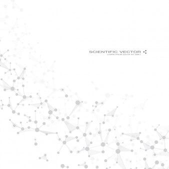 分子dnaおよびニューロンの背景