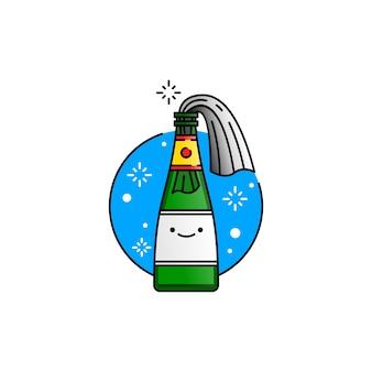 Molotov cute character