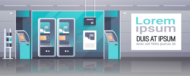 Money automatic teller machine