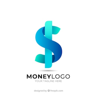 Money logo concept