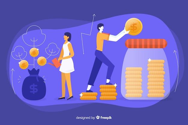 Концепция экономии денег