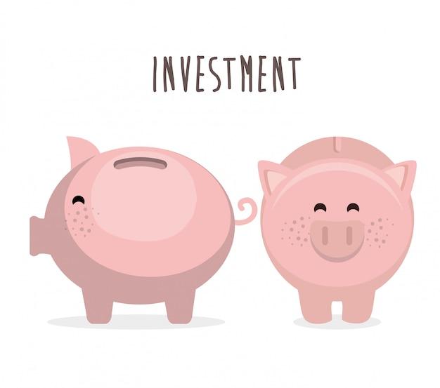 Money saving and investment